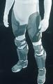 PAB-1 Legs Grey