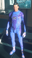 Venture Undersuit Purple Violet