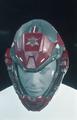 G-2 Helmet Dark Red