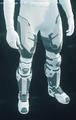 PAB-1 Legs White