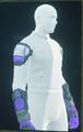 PAB-1 Arms Violet