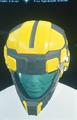 Balor HCH Helmet Yellow