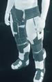 ADP Legs White