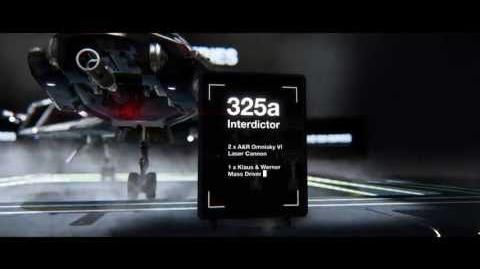 Origin 300 Series . 325a Interdictor