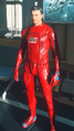 Venture Undersuit Crimson