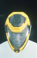 CBH-3 Helmet Yellow