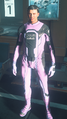 Venture Undersuit Pink Black