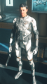 Odyssey II Undersuit White Black