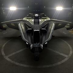 Hurricane concept pour hangar