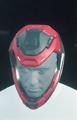 CBH-3 Helmet Red