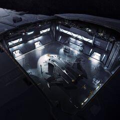 Hangar du Polaris