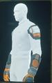 PAB-1 Arms Orange