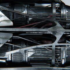 Zoom sur les moteurs