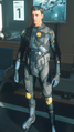 Odyssey II Undersuit Black Blue