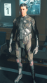 Odyssey II Undersuit Brown Grey
