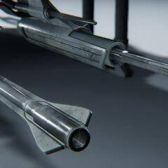 Modèle de canons lasers