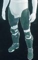 PAB-1 Legs Dark Green