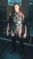 Odyssey II Undersuit Red Black