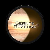 Geante gazeuse 2