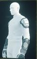 PAB-1 Arms White