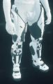 ORC-mkX Legs Arctic
