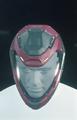 CBH-3 Helmet Dark Red