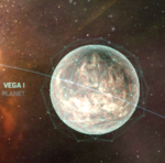 Vega i vignette