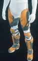 PAB-1 Legs Orange