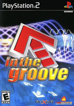 In the Groove cover artwork (PlayStation 2)-1-