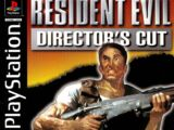 Resident Evil Director's Cut PS1