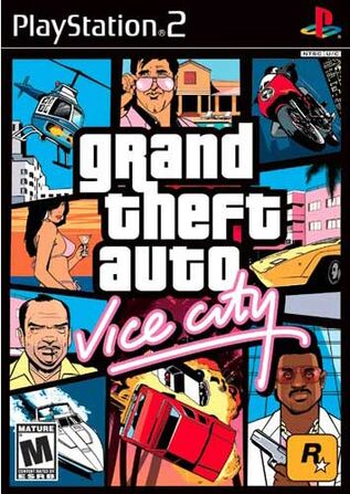Gta vice city ps2 cover download-1-