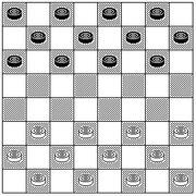 Portuguese checkers