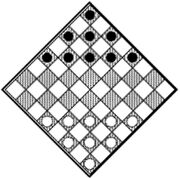 Diagonal checkers(2)