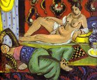 Matisse odalisques
