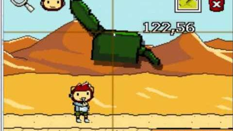 Superscribblenauts complete randomness 3 (parts 1,2,4, and 5 in description)