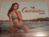 Baltimore Ravens Cheerleaders 2008-2009 Swimsuit Calendar