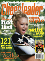 American Cheerleader - July 2006