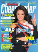 American Cheerleader - July 2007