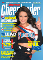 American Cheerleader - July 2007