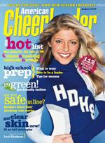 American Cheerleader - July 2008