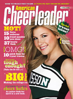 American Cheerleader - March 2008