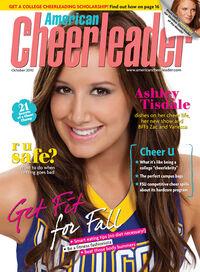 American Cheerleader - October 2010