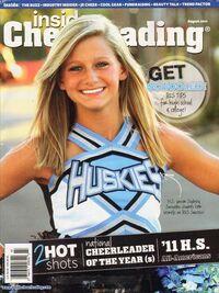 Inside Cheerleading - August 2011
