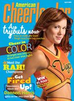 American Cheerleader - March 2009