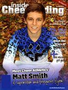 Inside Cheerleading - December 2012
