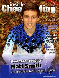 Inside Cheerleading - December 2012