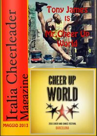 Italia Cheerleaders Magazine - May 2013