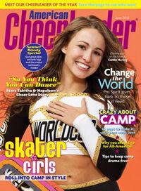 American Cheerleader - June 2010
