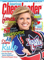American Cheerleader - January 2009