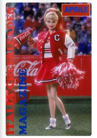 Italia Cheerleaders Magazine - April 2013